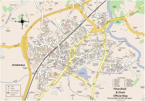 Petersfield Map