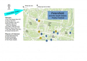 Town Map - Petersfield